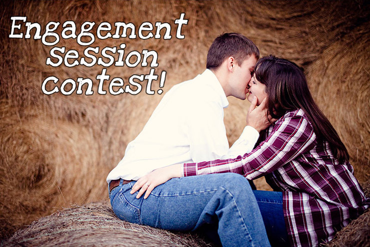 engagement session giveaway by alex bee photo