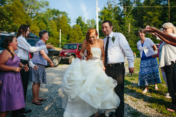 smokey mountain wedding photos
