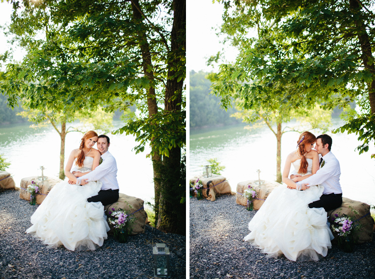 douglas lake wedding photos