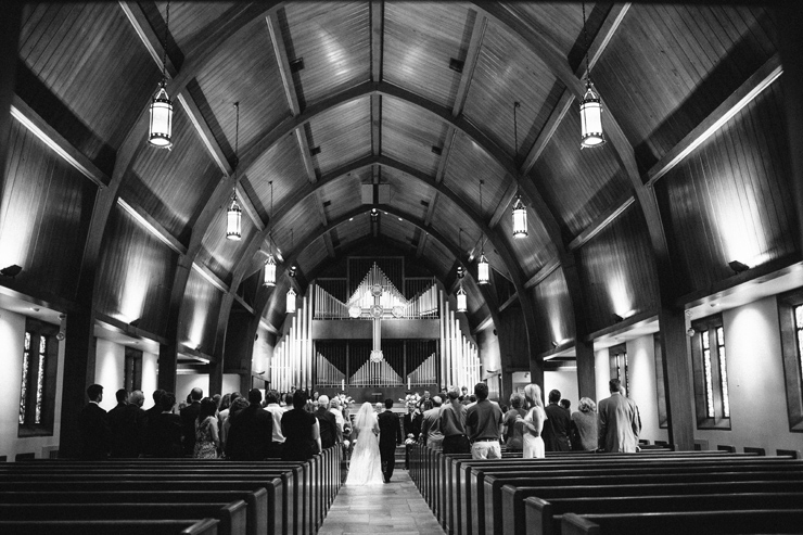First United Methodist Church oak ridge wedding