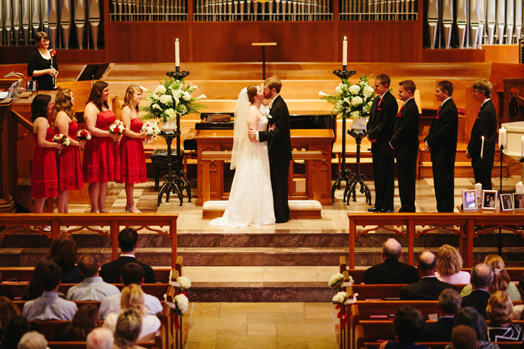 oak ridge church wedding