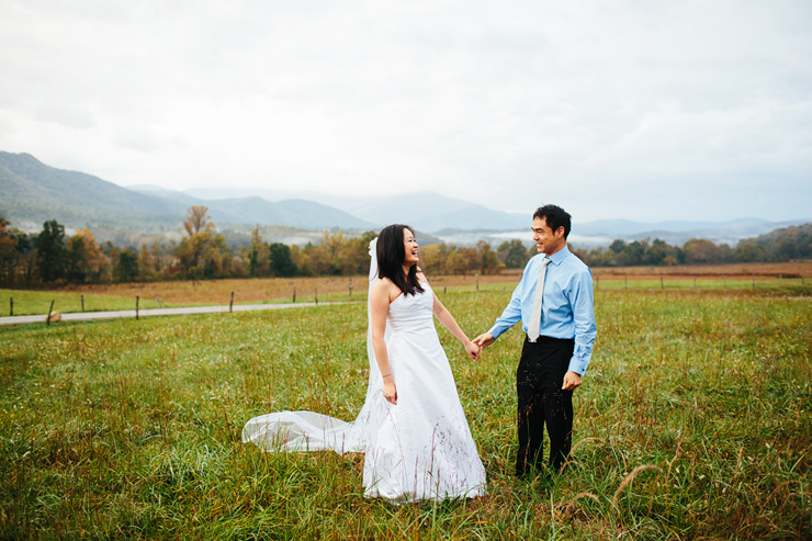 chattanooga bridal photos