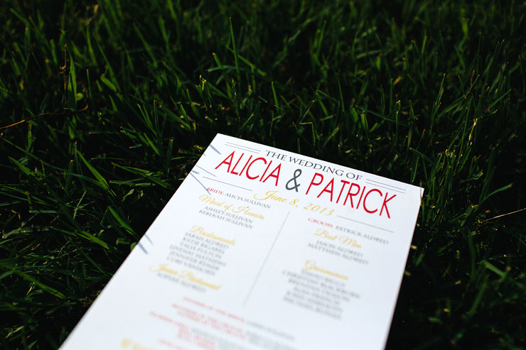 alicia and patrick wedding