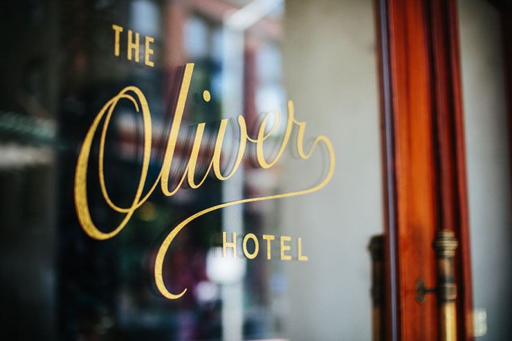 the oliver hotel wedding