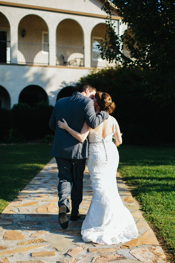 The Tennessee RiverPlace Vintage Wedding | Wedding