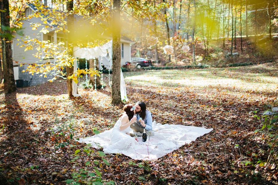 eloping at home in chattanooga