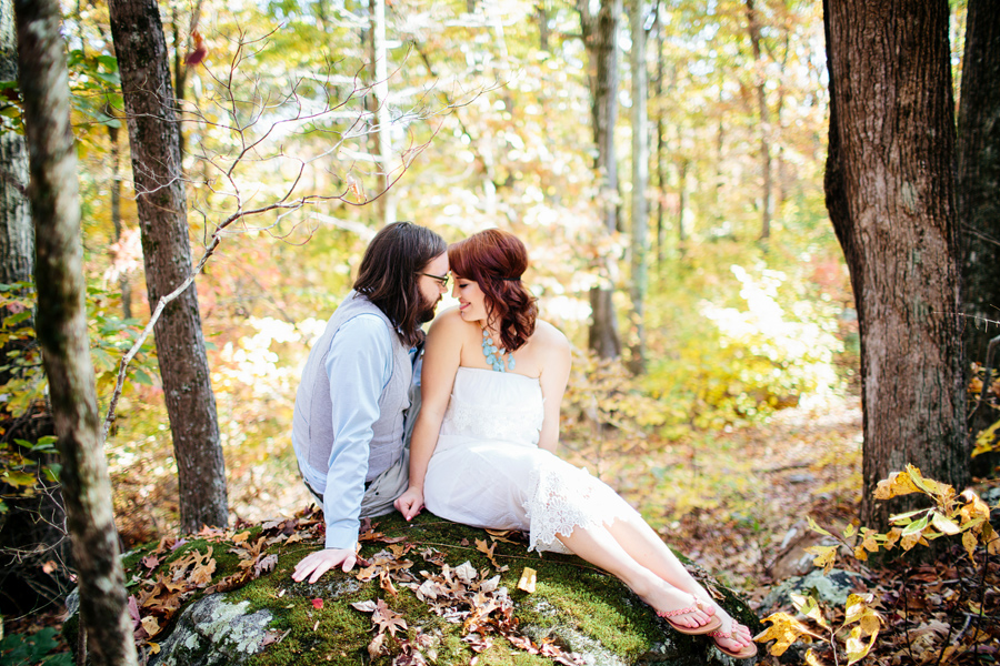 fall elopement chattanooga