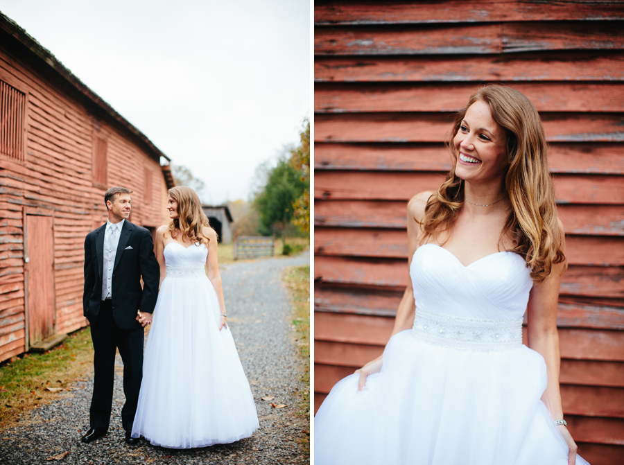cherokee national forest wedding