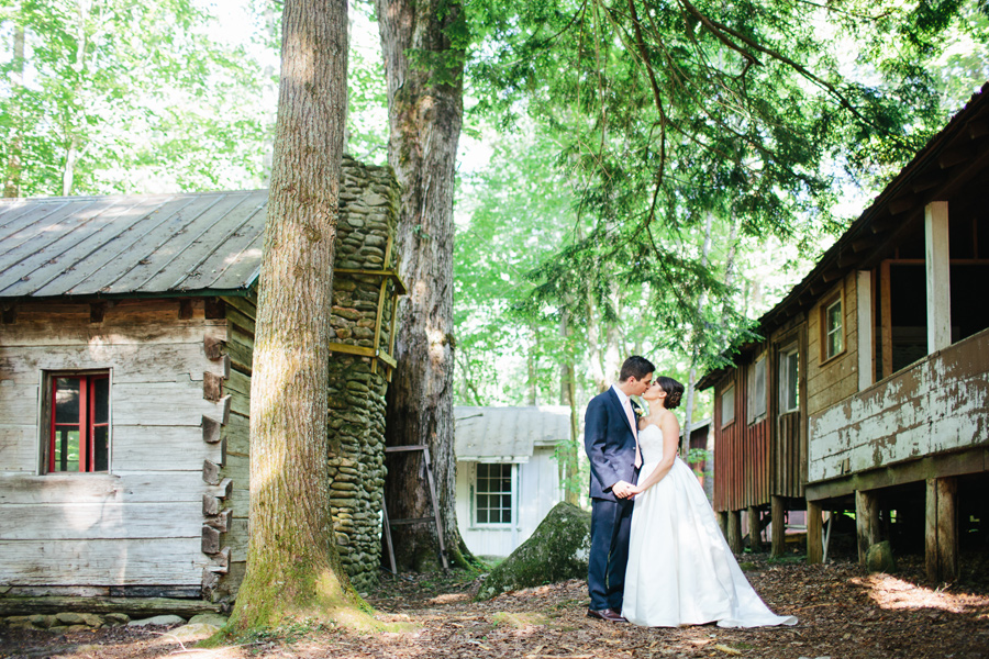 elkmont daisy town wedding
