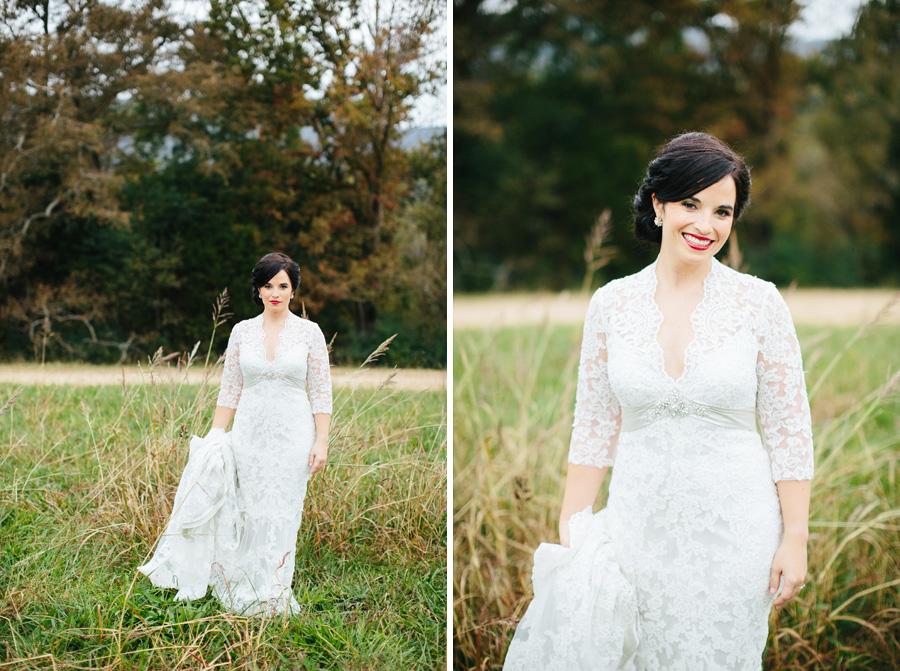chattanooga bridal portraits
