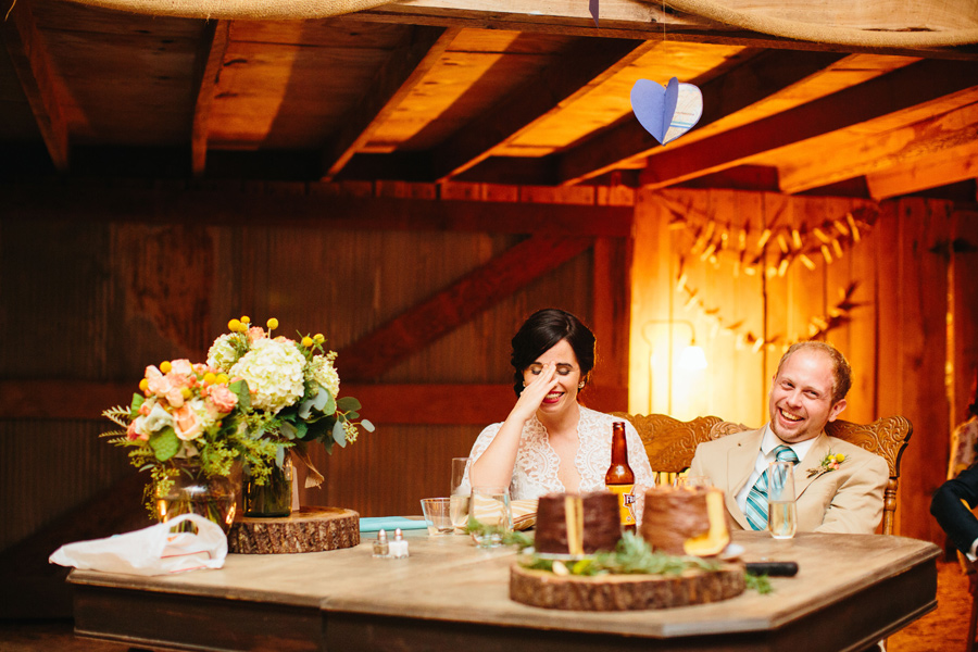 chattanooga barn wedding