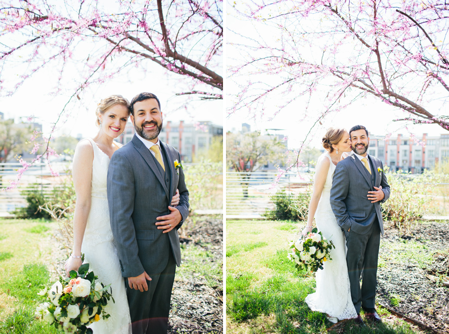 spring chattanooga elopement