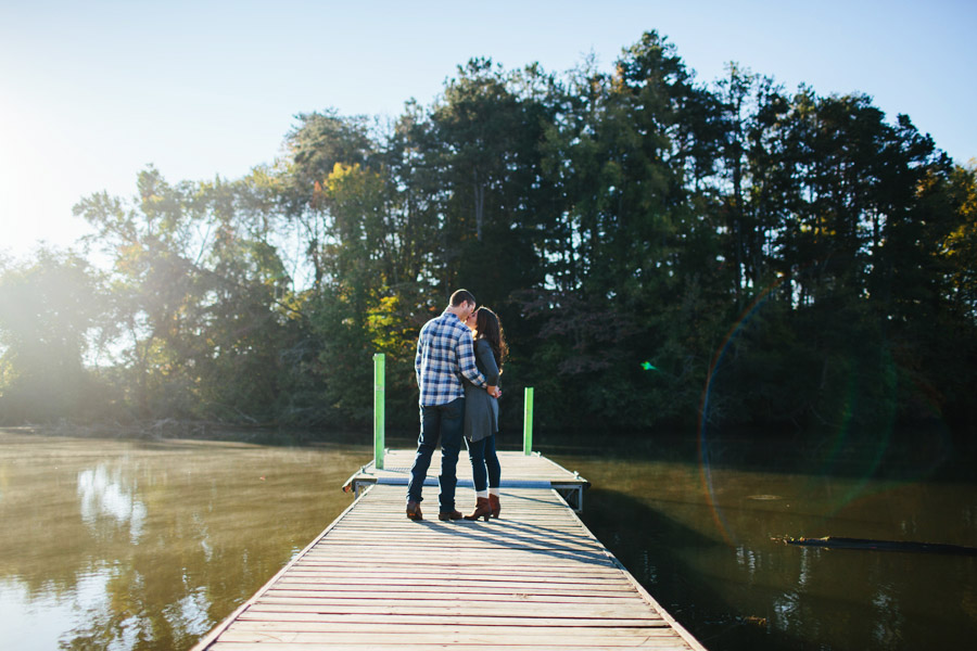 south knoxville engagement session 1
