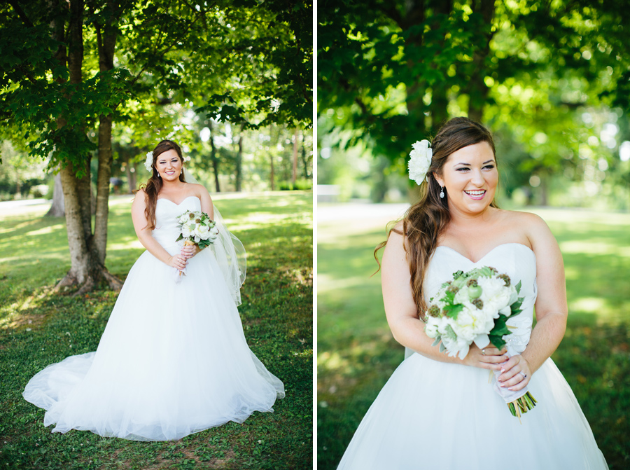knoxville backyard wedding photos