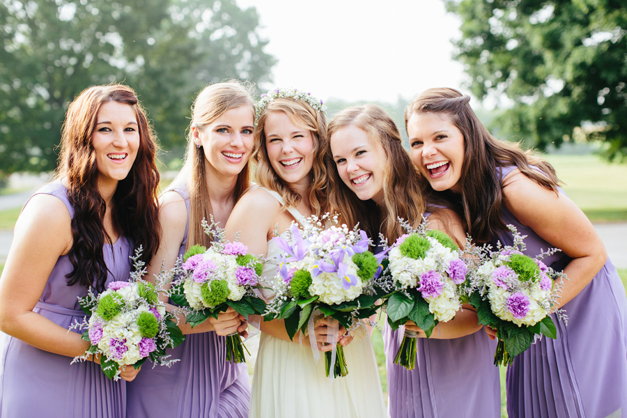knoxville purple wedding