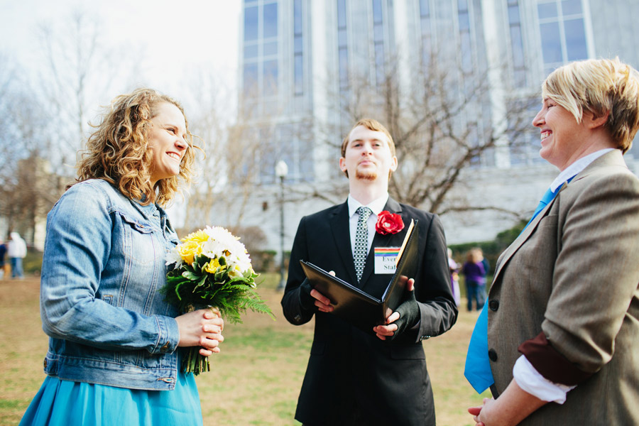 same sex weddings in tennessee