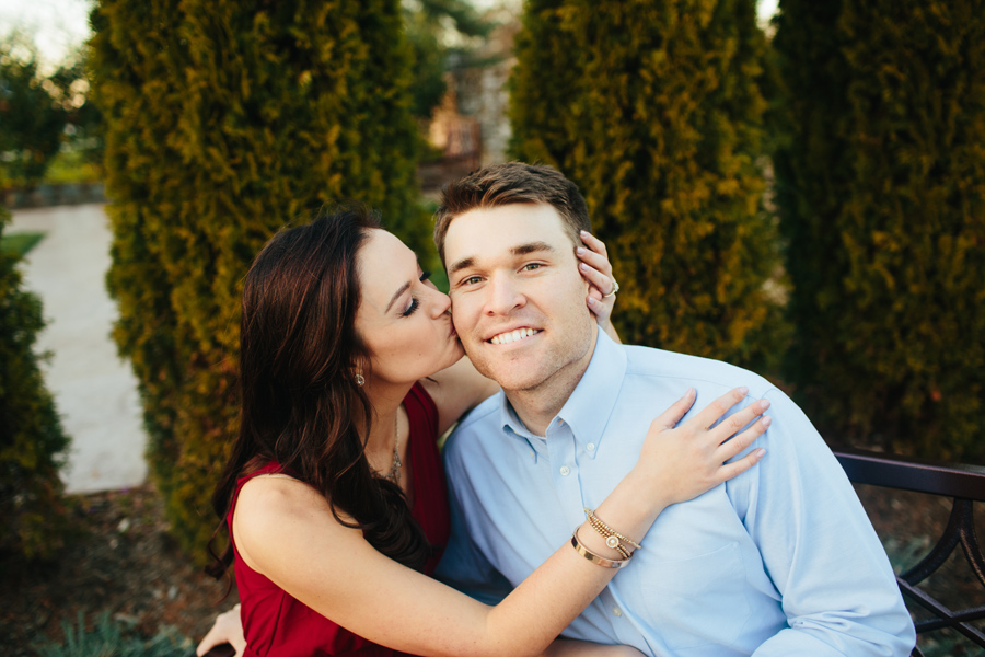 engagement photos in knoxville