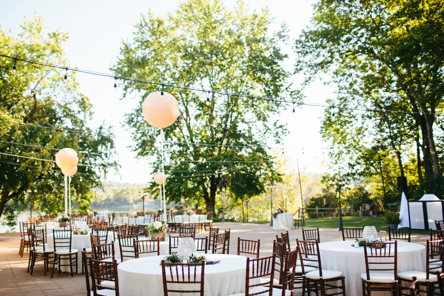tennessee riverplace reception